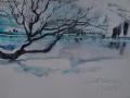 Eisige Donau